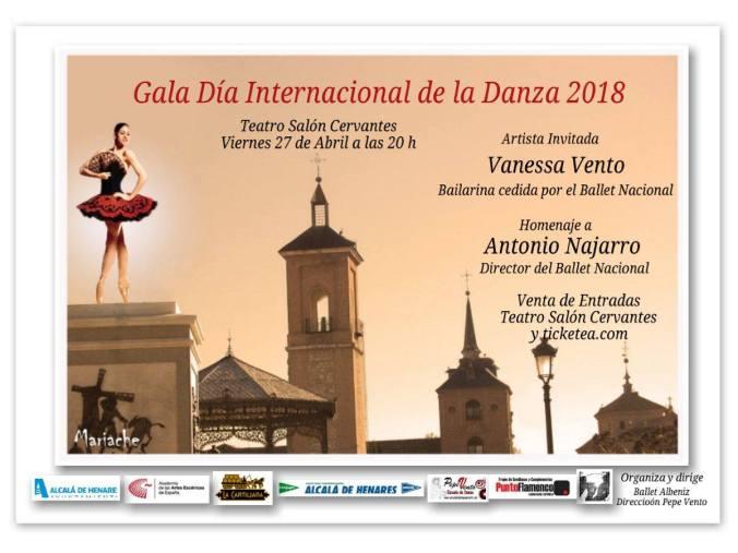 cartel GALA Alcalá